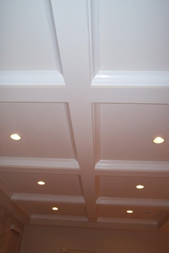 17 Best Images About Coffered Ceiling Ideas On Pinterest