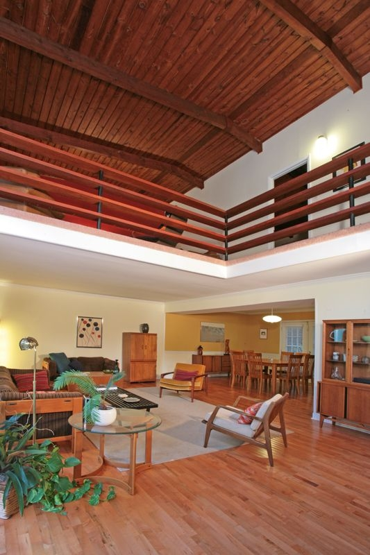 17 Best Images About Mid Century Modern Homes Atlanta On   Mid Century Modern Banister