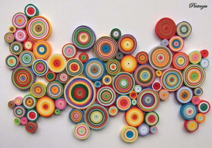 1000+ Images About Circle Quilling On Pinterest