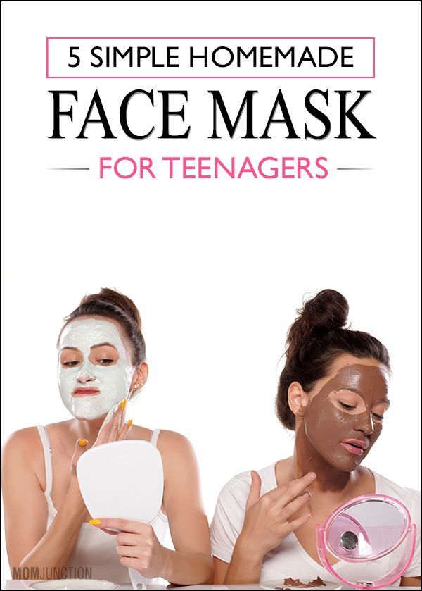 Homemade Face Mask For Teenagers: Here are 5 simple face mask recipes for teenagers that are ready in minutes, and promise to