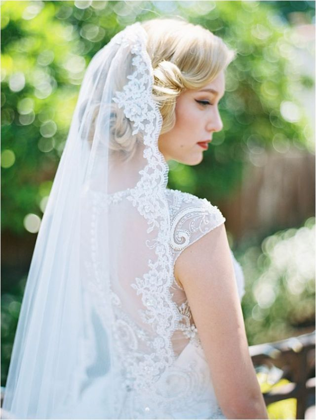 25 best ideas about Wedding  hairstyles  veil on Pinterest