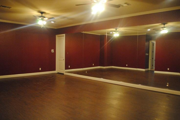 17 best images about basement on pinterest dance studio on best color for studio walls id=38024