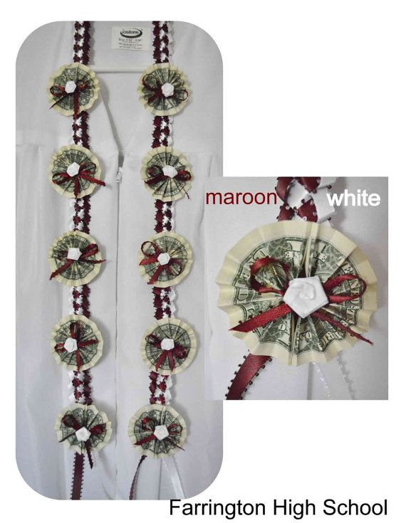 20 best images about Graduation Money Leis and more leis ...