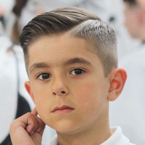 25 Cool Boys Haircuts  2019 High fade Haircuts  and Boys