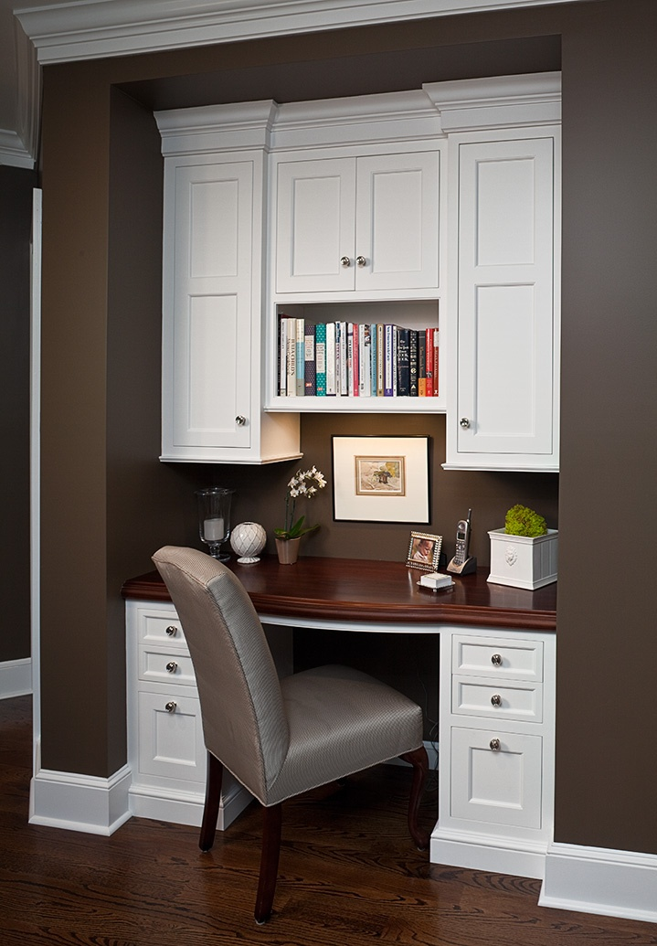 38 Best Images About Small Space Desk Ideas On Pinterest Ikea Office Built In Desk And Nooks
