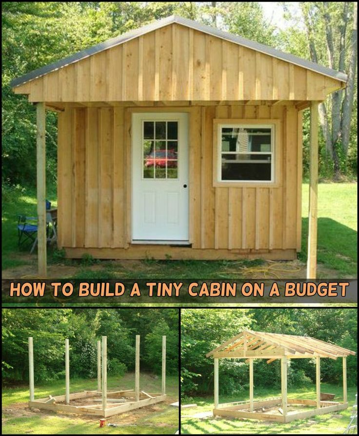 Build Your Own Cabin