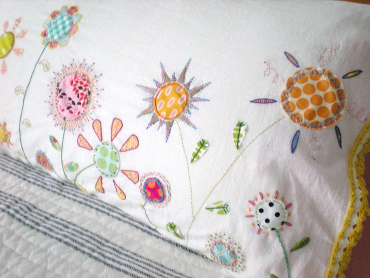 38 Best Images About Pillowcases On Pinterest Hand