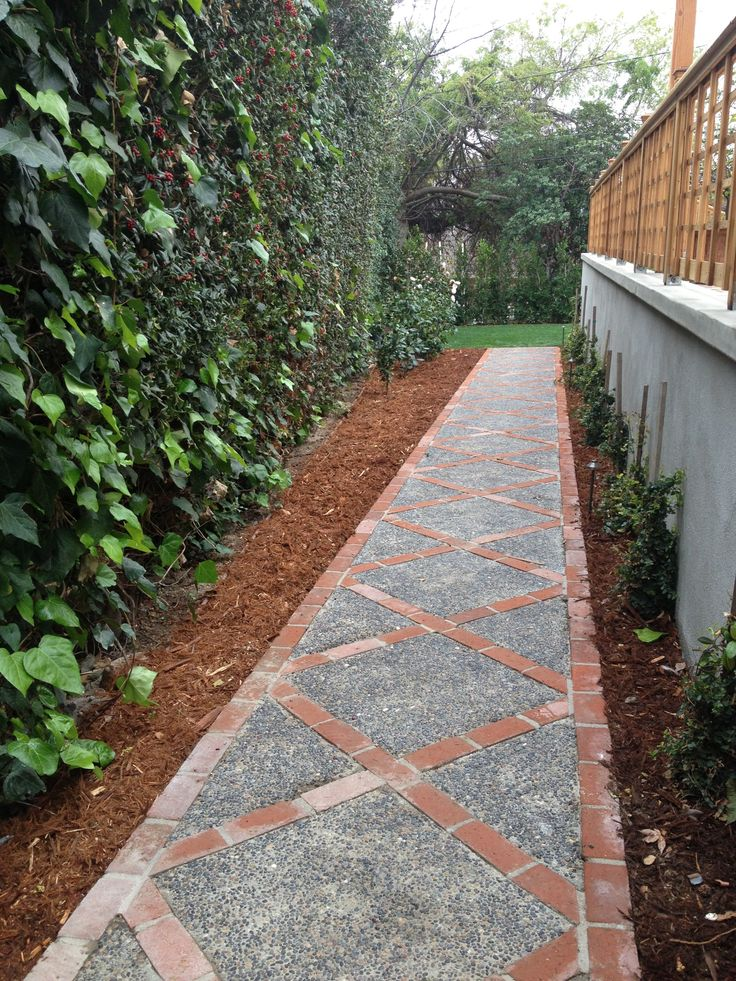 Castle Road Brick Pathway Home Sweet Home Pinterest