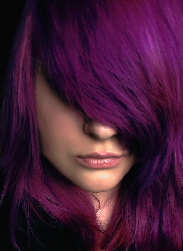 17 Best Images About Purple Hair On Pinterest Violet