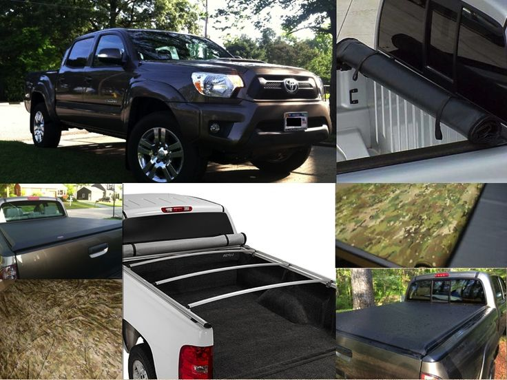 Diy Tonneau Cover Project Ideas For The Truck