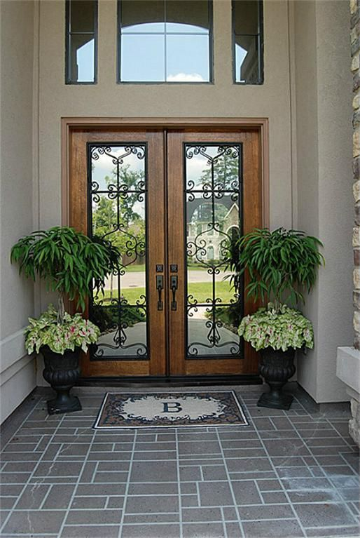 25 Best Ideas About Double Front Entry Doors On Pinterest