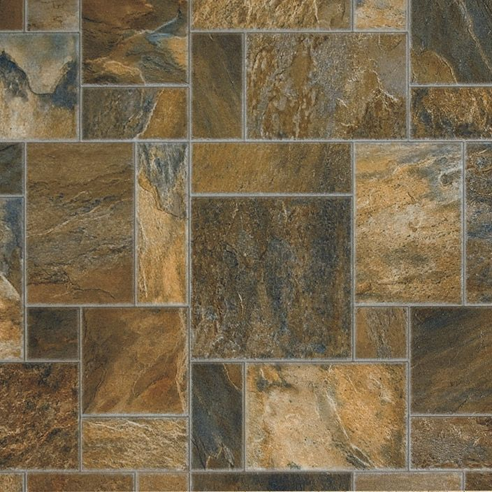 City Plaza Is A Quartzite Flooring Pattern Featuring A