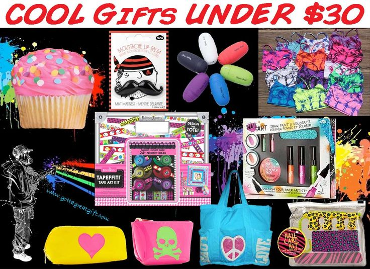 41 Best Images About Gift Ideas For Teen Girls Birthday On