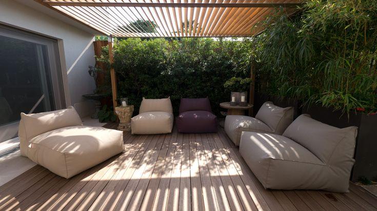 Komfortable Outdoor Lounge Sofas F 252 R Garten Terrasse