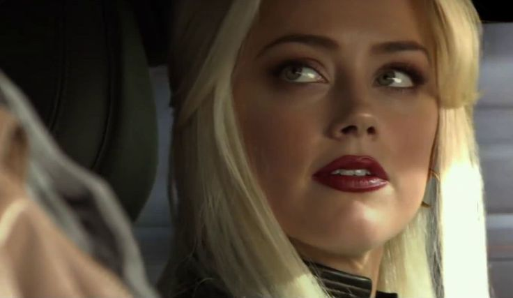 Amber Heard Plays Maybe The Least Believable Cia Agent
