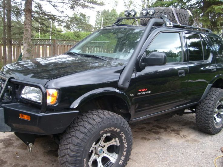 Lifted 90 Toyota Daily Trending