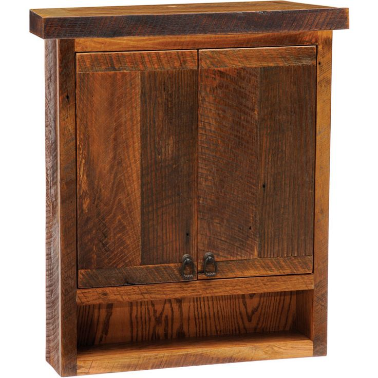 1000 images about rustic cabinets on pinterest storage on wall cabinets id=12130