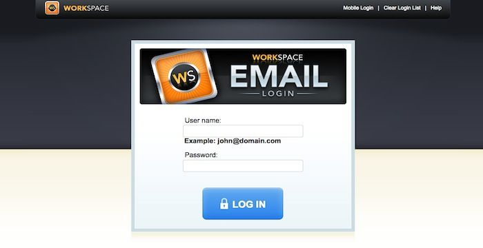 1000+ Ideas About Workspace Email Login On Pinterest