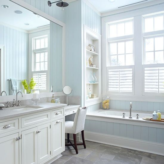 Robins Egg Blue Bathroom Robins Egg Blue In Every Room