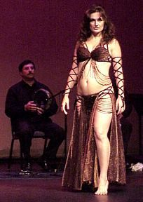 I still LOVE this costume of hers the best. (Suhaila) #bellydance