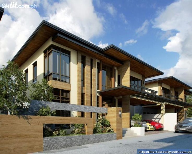 Modern Japanese House Design Filinvest 2, Brgy. Batasan