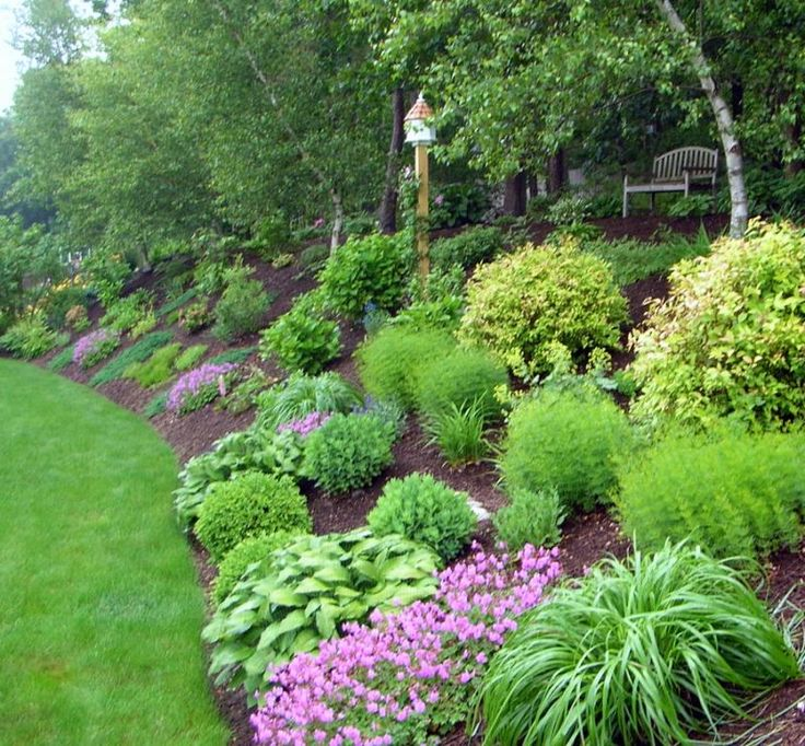 landscape steep backyard hill pictures | Landscaping Ideas ... on Backyard Hill Landscaping Ideas id=91467
