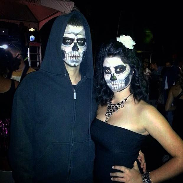 50 Awesome Couples Halloween Costumes Halloween Costumes