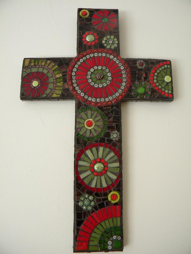 17 Best Images About Mosaic Crosses On Pinterest Mosaic