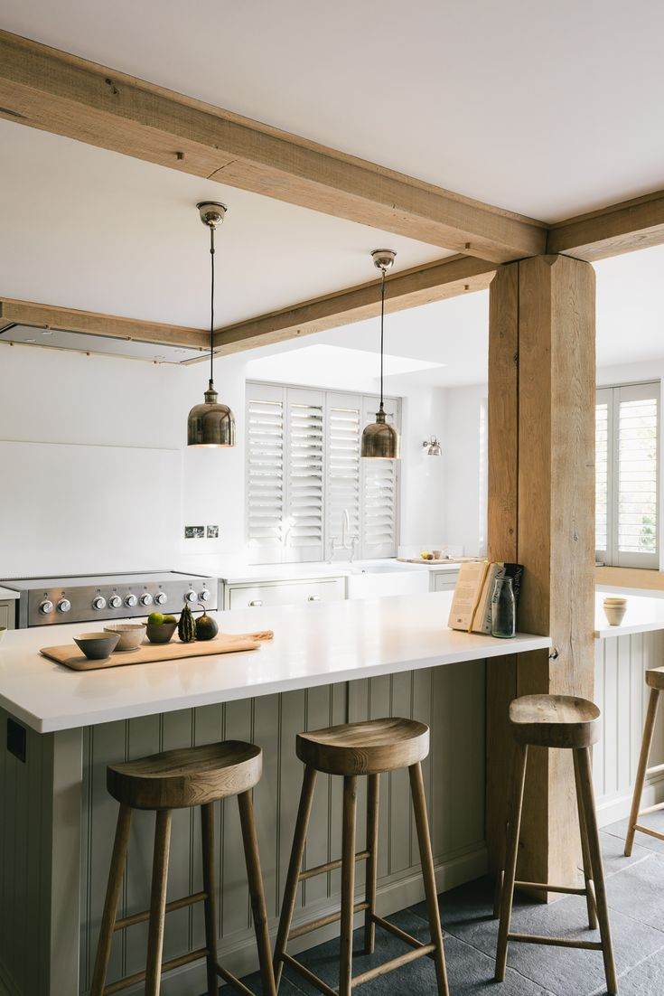 1000 Ideas About Wooden Beams Ceiling On Pinterest Diy