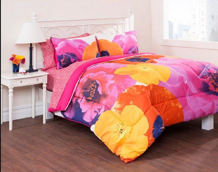 1000 Ideas About Floral Bedding On Pinterest Cotton