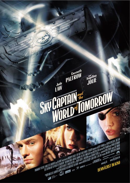Poster zum Film: Sky Captain and the World of Tomorrow ...