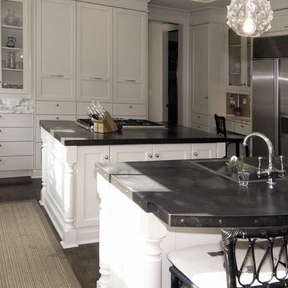17 best images about zinc countertops on pinterest pewter transitional kitchen and industrial on kitchen zinc id=71407