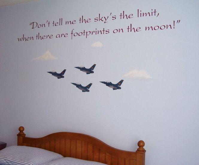 Stencils For Decorating Bedroom Walls