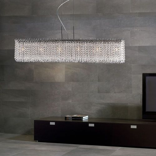 1000 Images About Modern Crystal Chandeliers On Pinterest