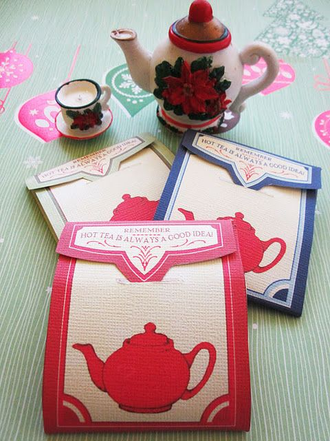 25 Best Tea Bag Favors Ideas On Pinterest