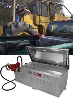 Rds Auxiliary Fuel Tank Tool Box Combos Products