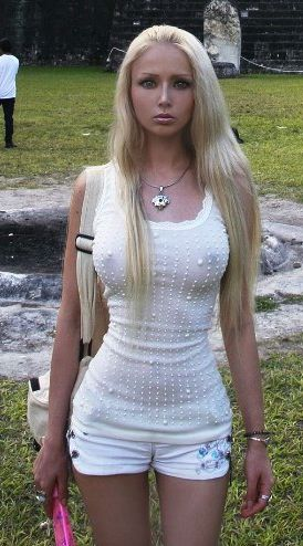 91 best images about valeria lukyanova on pinterest models small waist and living dolls