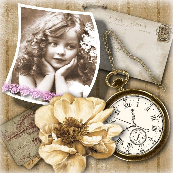 Vintage Frame From Imikimi Click To Add Your Own Photo
