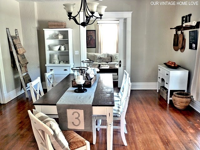 Kitchen: Light Gray By Farrow And Ball Dining Room