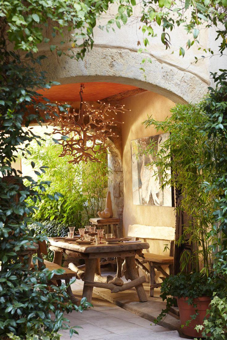 720 Best Conservatories Courtyards Greenhouses Pergolas