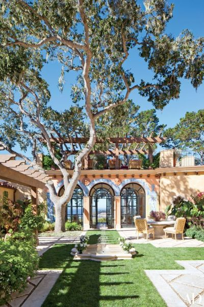spanish style homes with garden Best 25+ Spanish Homes ideas on Pinterest | Spanish style