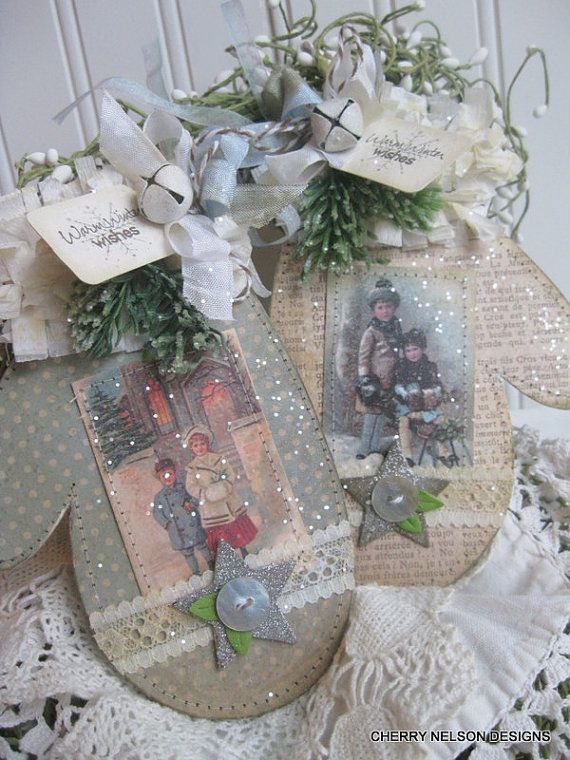 1000 Ideas About Victorian Christmas Decorations On