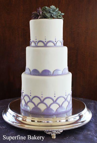 Lace Molds Wedding Cakes