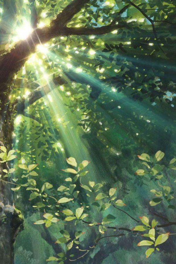 Зеленый цвет в психологии и культуре - Красота ...