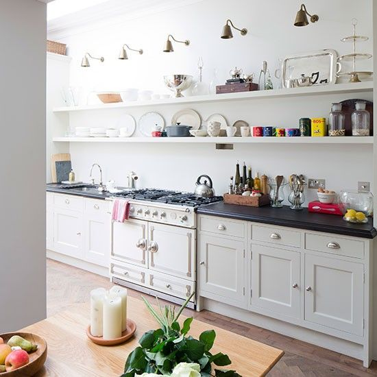 london terrace home modern country kitchens on kitchen ideas quirky id=35639