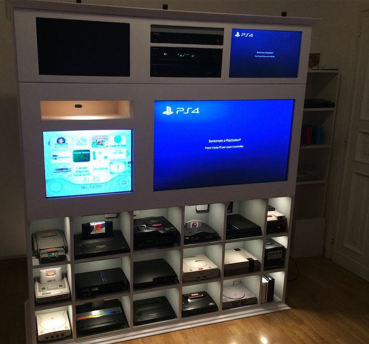 17 Best Ideas About Gaming Rooms On Pinterest Game Room