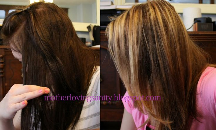Strip Color From Hair Before And After Beforeandafter