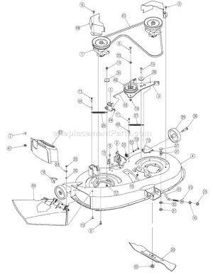 Bolens 13AM762F765 Parts List and Diagram  (2006) : eReplacementParts | For John