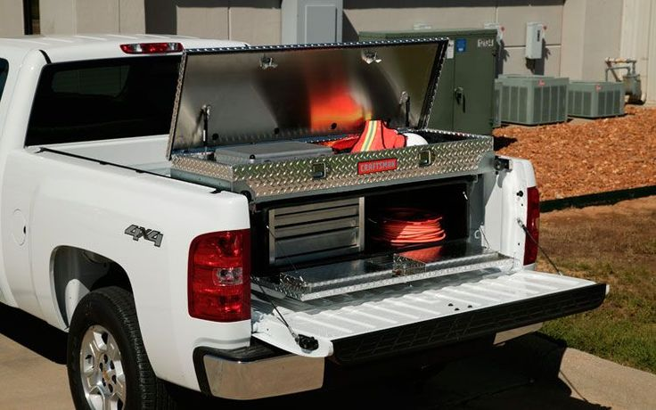 1000+ Ideas About Truck Bed Tool Boxes On Pinterest