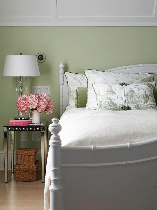 1000 Ideas About Light Green Bedrooms On Pinterest. Pale Green Bedroom Walls   Bedroom Style Ideas